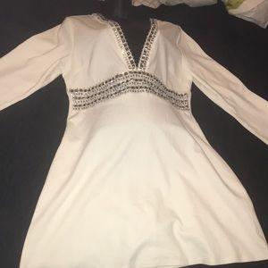 VENUS White dress